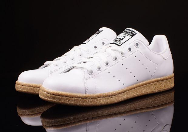 stan smith adidas white gum