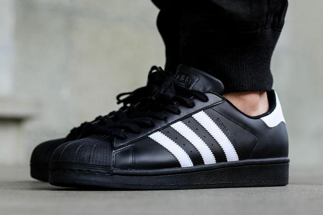 Adidas Superstar W Nero Bianco Nero dsnaMHQhp