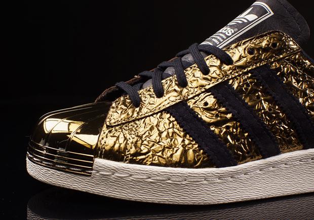 quality design a8356 c83c1 adidas Superstar 80s Metal Toe