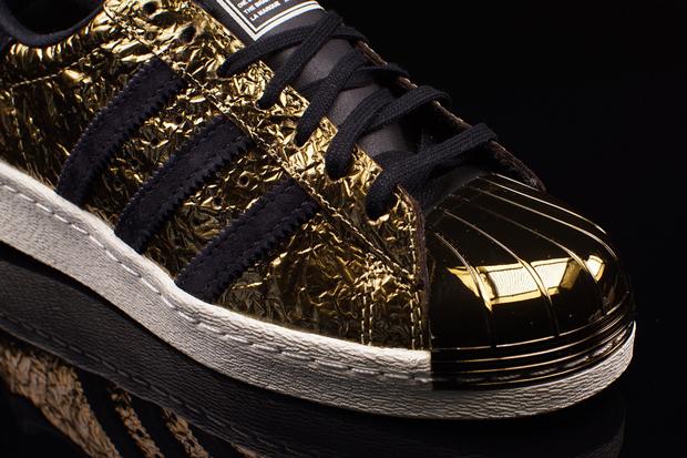 quality design 92a0b cb46f adidas Superstar 80s Metal Toe