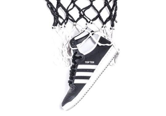 adidas Top Ten Black – Grey – White