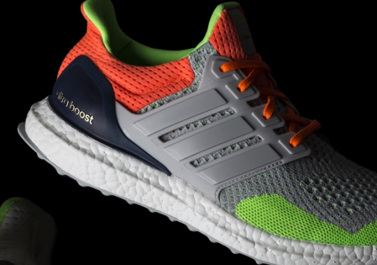 adidas Ultra Boost Collective Launching in May 2015