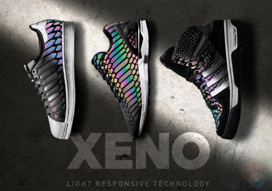 adidas Unveils XENO Collection, Releasing at All-Star Weekend