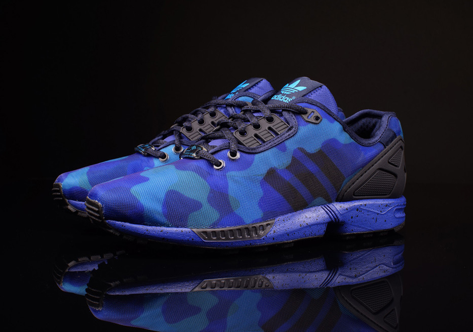 check-out 5f4c4 65e02 closeout adidas zx flux purple and orange 04b55 4973a