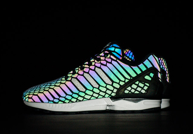 Adidas Neon Light Shoes