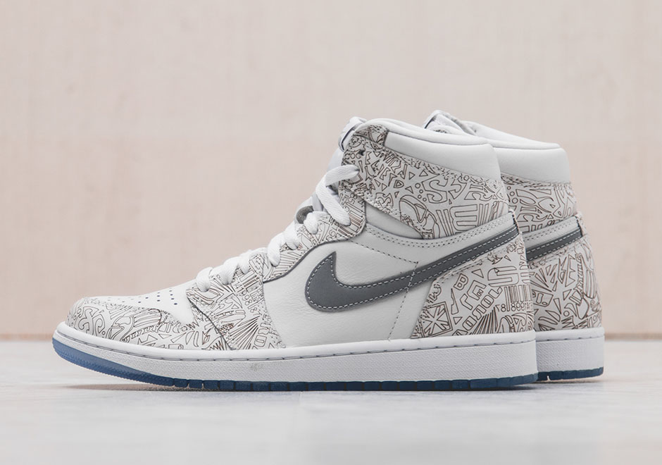 "Air Jordan 1 Retro High ""Laser"" – Arriving at Retailers"