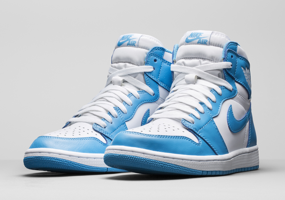 nike air jordan carolina blue