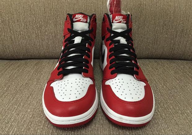 c3e73d793171 Air Jordan 1 Retro High OG - White - Red - SneakerNews.com