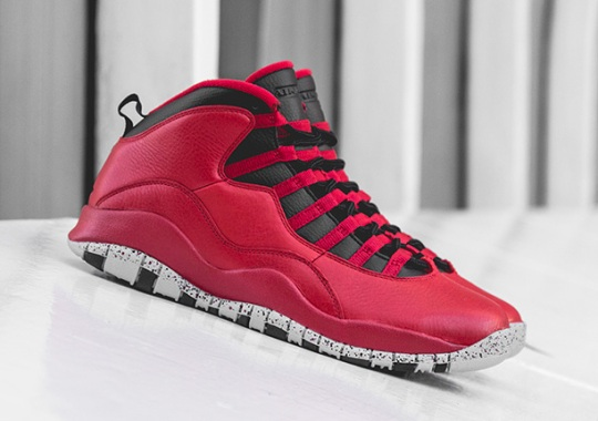 "Air Jordan 10 ""Bulls Over Broadway"" – Release Reminder"