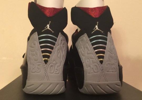"Air Jordan 20 ""Stealth"" – Release Date"
