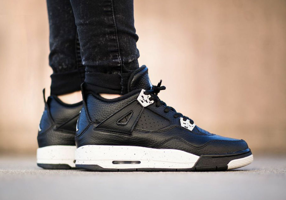 "... Dont Forget The Air Jordan 4 ""Oreo"" Is Releasing In Kids Sizes 1185caa49"