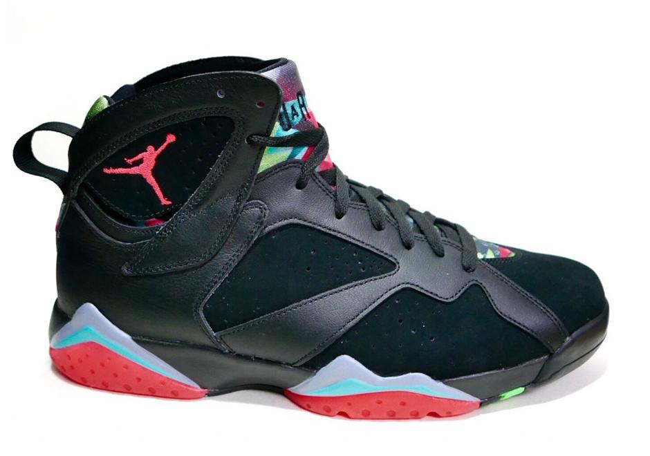 f5418e0bc4c Air Jordan 7 - Black - Blue Graphite - Retro - SneakerNews.com