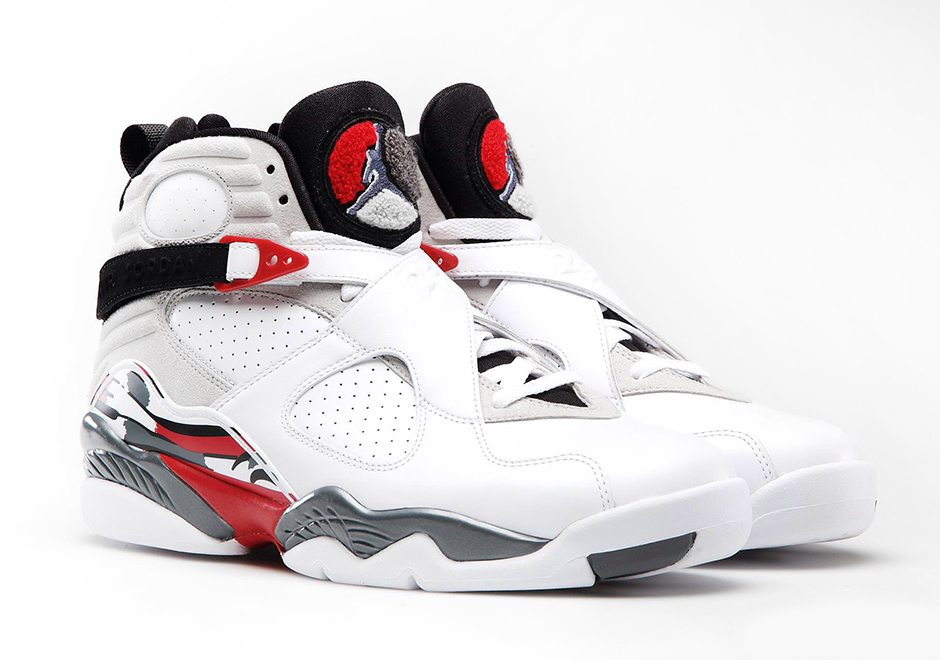 """buy popular 365be e7fae Air Jordan VIII """"Bugs Bunny"""" Michael s on-court """"home"""" colorway of the Air  Jordan VIII doubled perfectly as a colorway for his partner in crime at the  time."""