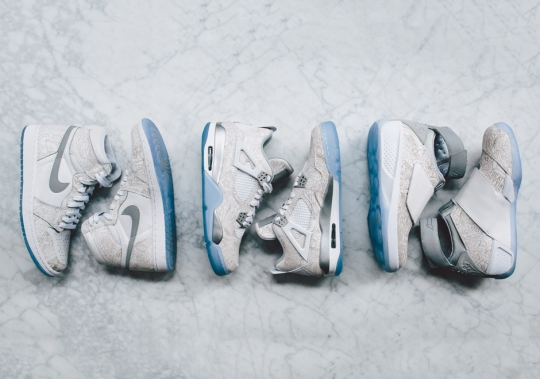Air Jordan Retro Laser Collection for 2015 All-Star