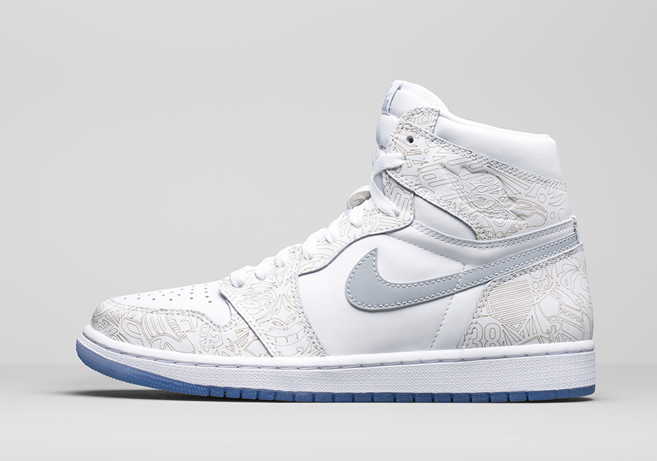 sports shoes 6eae9 14f9d Air Jordan Retro Laser Collection for 2015 All-Star - SneakerNews.com