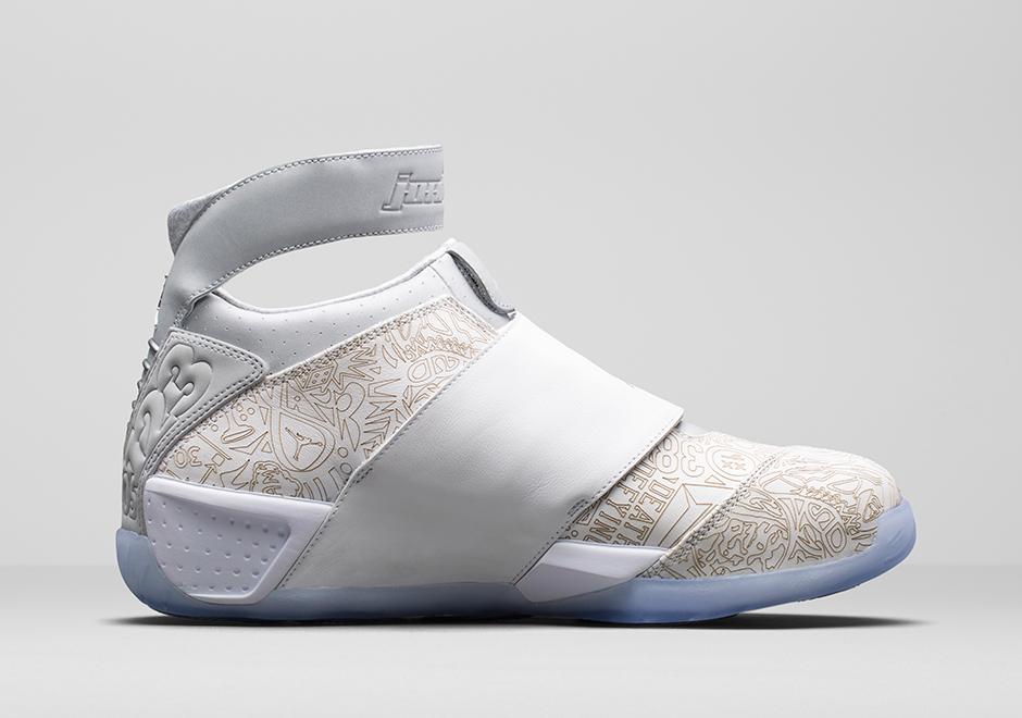 Air Jordan Retro Laser Collection for 2015 All-Star - SneakerNews.com 32d6ab3097