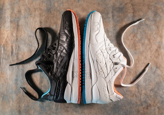 "Asics Gel-Lyte III ""Miami Vice"" Pack"