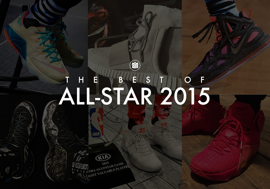 2b00cde73ea2 The 15 Best Sneakers Spotted at the 2015 NBA All-Star Weekend ...