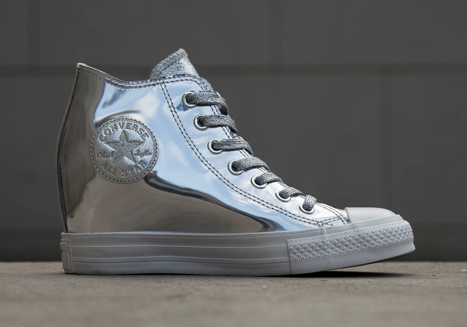 Converse Brings Liquid Metal To Their