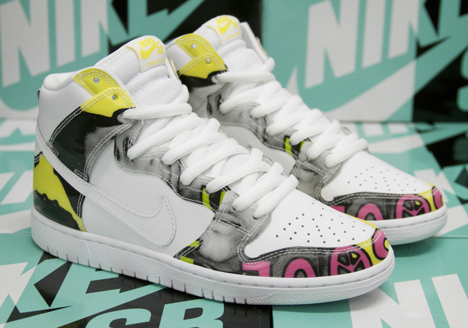 nike dunk release dates