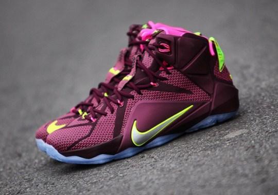 """""""Double Helix"""" Nike LeBron 12"""