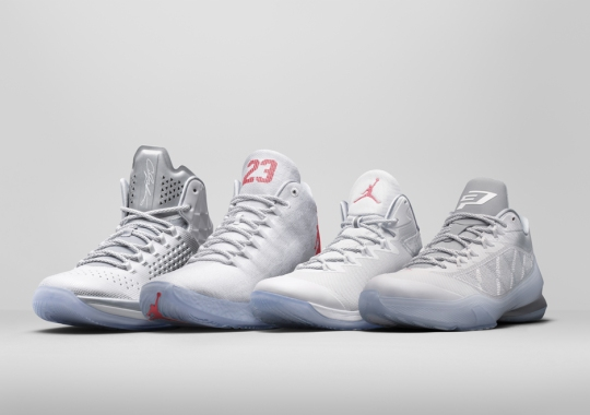 Jordan Brand 2015 All-Star PE Collection