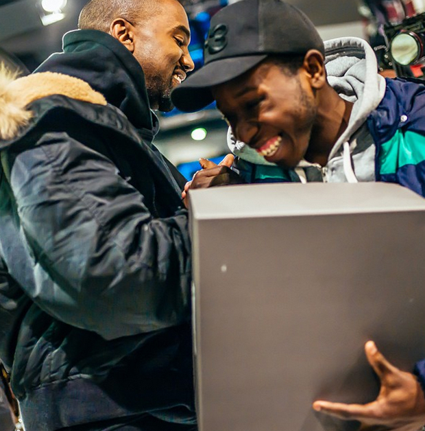 adidas store yeezy boost