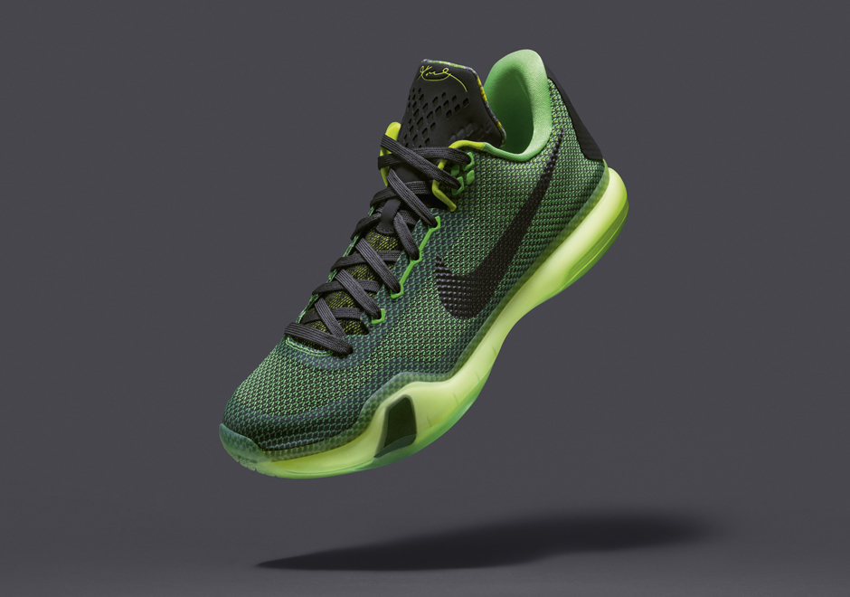 100% authentic 3d068 be575 ... like fine wine nike unveils the kobe 10 vino page 2 of 2 sneakernews  f9ddf release date nike kobe 10 gs vino color poison green sequoia sequoia  volt ...