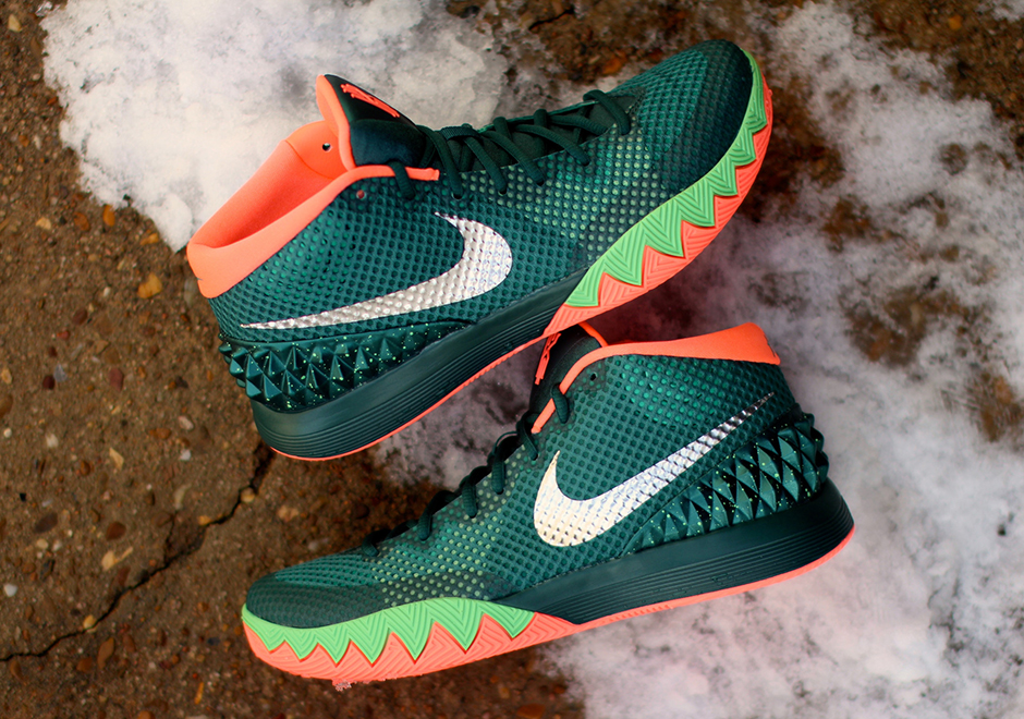 nike kyrie 1 quotflytrapquot arriving at retailers