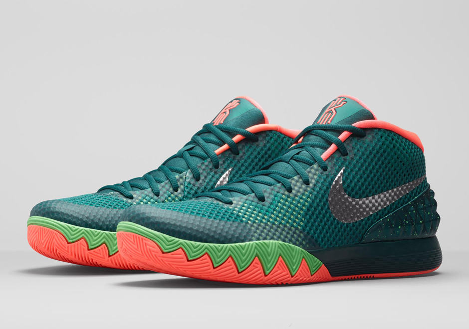 9a31ae6b3260 Kyrie 1 Flytrap Release Date