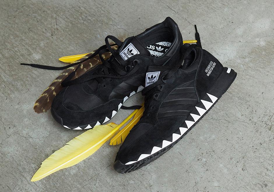 adidas originals x neighborhood collection
