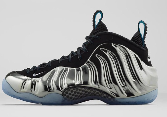 "bae7446c454bf Nike Air Foamposite One ""Chromeposite"" – Release Reminder"