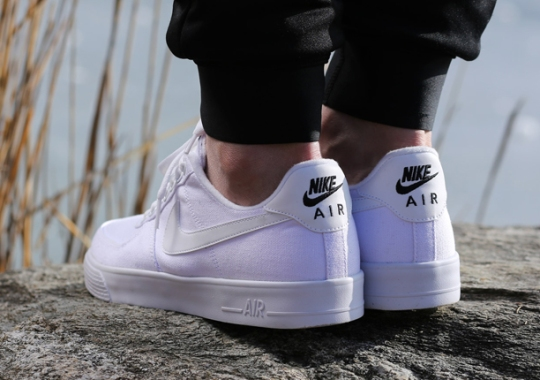 """Nike Air Force 1 AC """"Whiteout"""""""