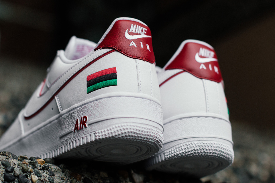 huge selection of 1ed21 426af Nike Air Force 1 Low BHM