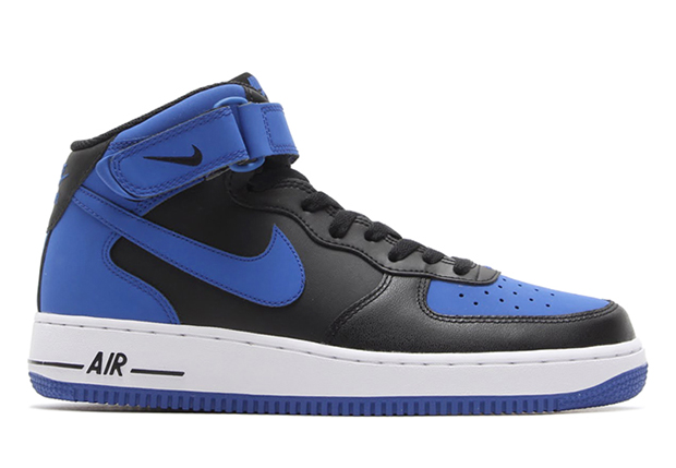 air force one nike mid