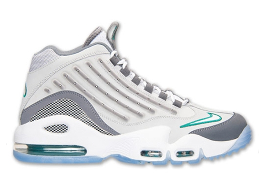 Nike Air Griffey Max II – Pure Platinum – White – Cool Grey