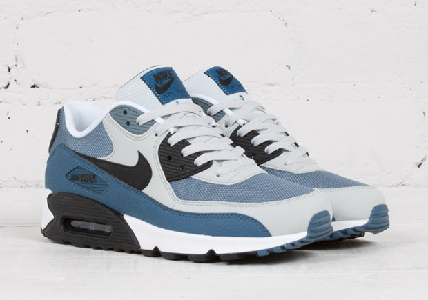nike air max grey mist slate blue