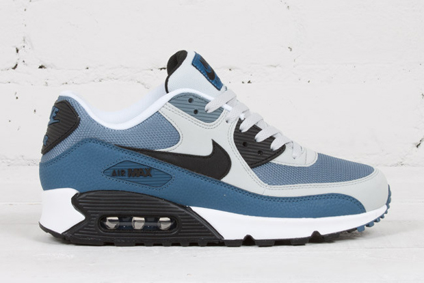 nike air max 90 white grey turquoise