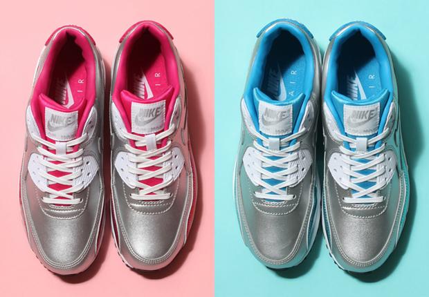 chic Nike Womens Air Max 90