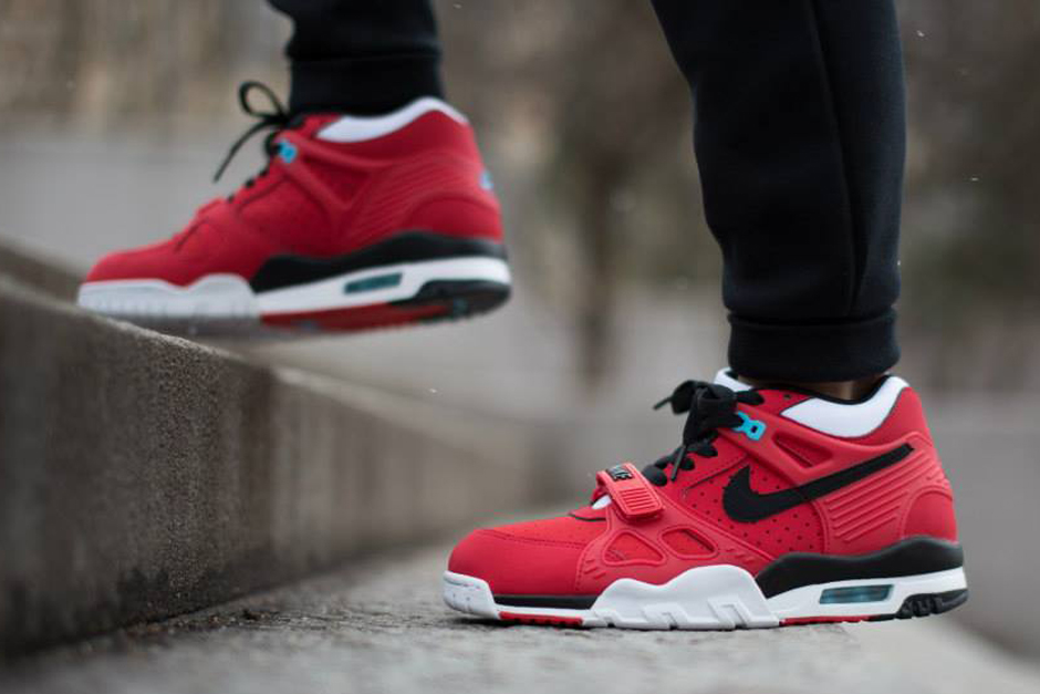 """Nike Air Trainer 3 """"University Red"""