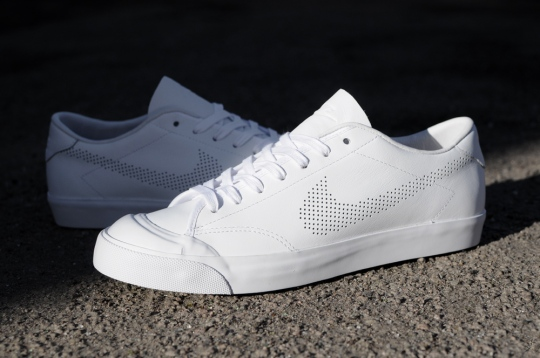 """Nike All Court 2 Low """"Whiteout"""""""