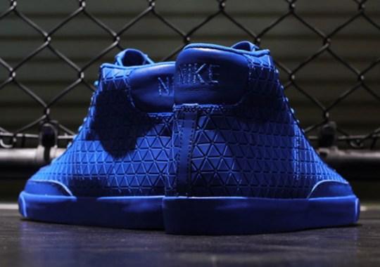 """Nike Blazer Mid """"Metric"""" – Royal Blue"""