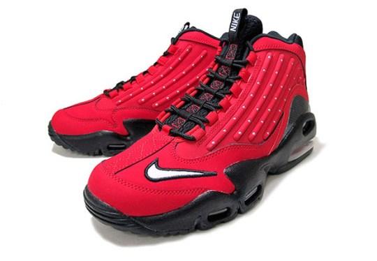 "Nike Air Griffey Max 2 ""Cincinnati Reds"""