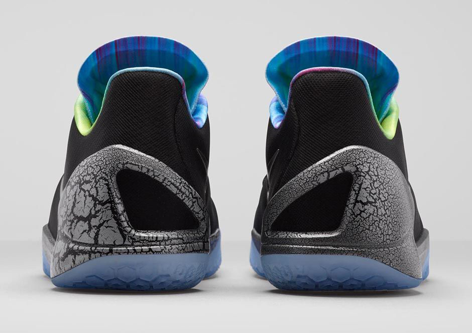c79569512692 Nike HyperChase. Color  Black Clearwater-Silver Ice Style Code  768940-004.  Release Date  February 12th