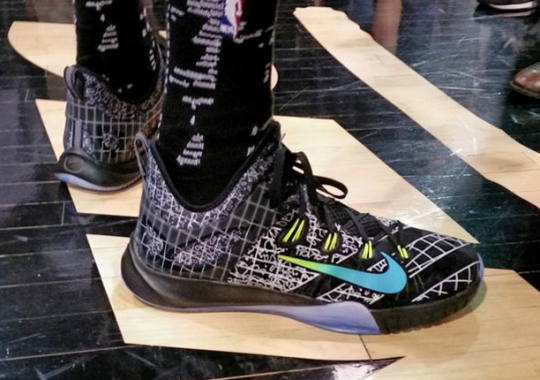 """Nike Basketball """"Zoom City"""" PEs for the All-Star Game"""