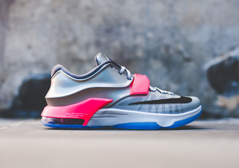 "the latest cbcd0 5bc91 Nike KD 7 ""Zoom City"" – Release Reminder"