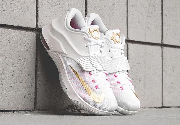 """6dfae302da2620 Nike KD 7 """"Aunt Pearl"""" – Release Reminder"""