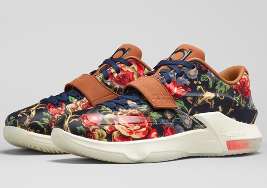 "Nike KD 7 EXT ""Floral""- Nikestore Release Info"