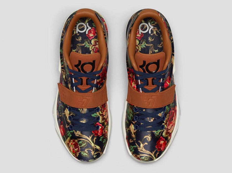 online store 1223d 42fd1 Floral KD 7 Release Info | SneakerNews.com