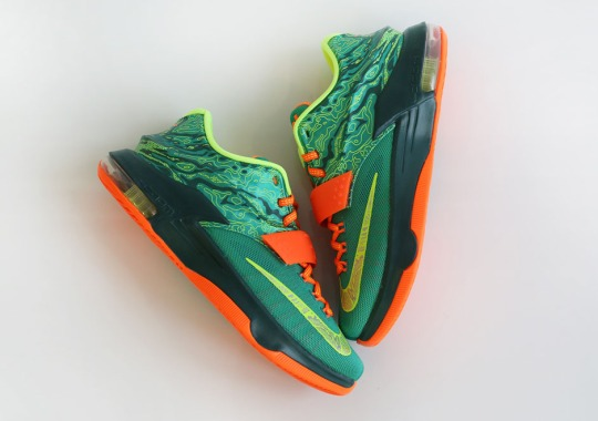 "Nike KD 7 ""Weatherman"" – Arriving at Retailers"